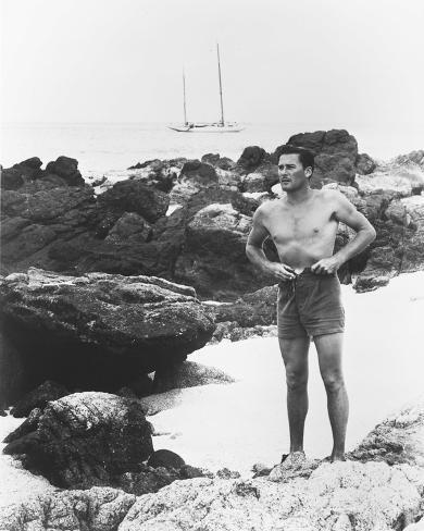 Errol Flynn Photo