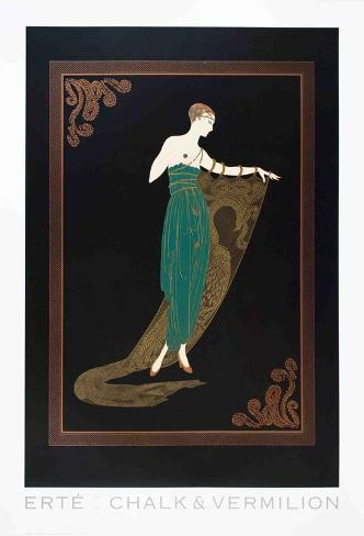 Emerald Night Collectable Print