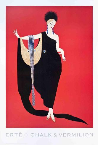 Glamour Collectable Print