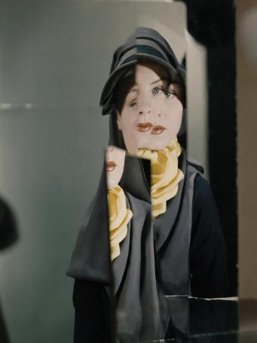 Vogue - March 1947 Photographic Print