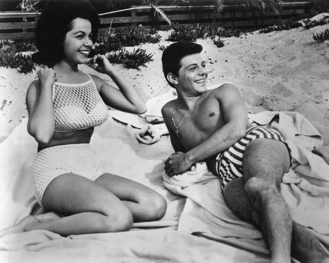 Escándalo en la playa Fotografía