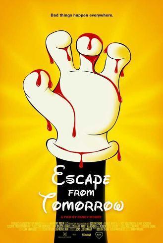 Escape From Tomorrow Impressão original