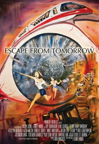 Escape From Tomorrow Masterprint