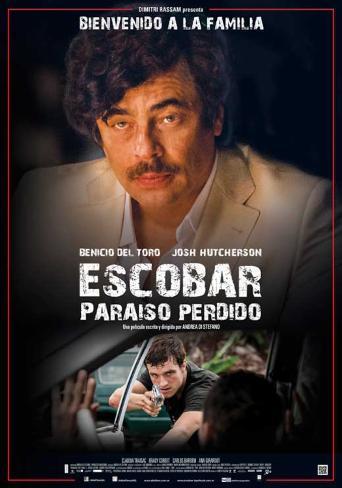 Escobar: Paradise Lost Masterprint