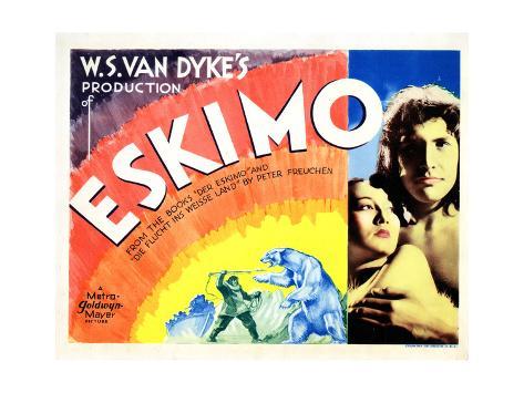 Eskimo, Lotus Long, Mala, 1933 Giclee Print
