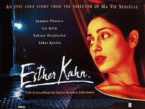 Esther Khan Póster original