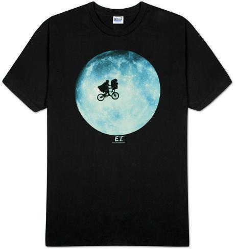 ET - Moon T-Shirt