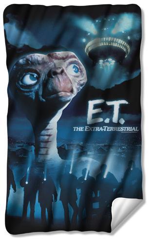 ET - Title Fleece Blanket Fleece Blanket