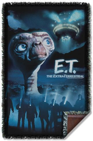 ET - Title Woven Throw Throw Blanket