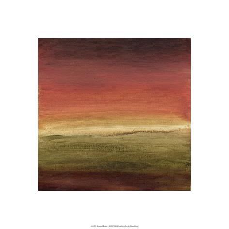 Abstract Horizon I Premium Giclee Print