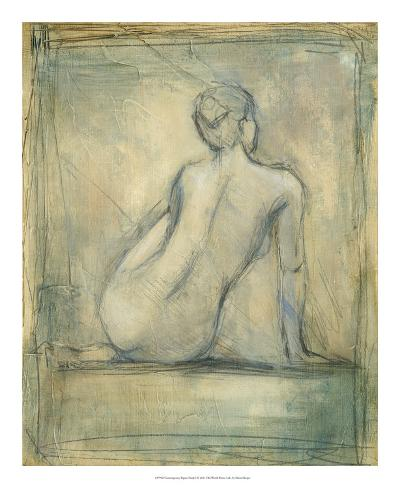 Contemporary Figure Study I Premium Giclee Print