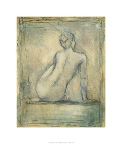 Contemporary Figure Study I Limited Edition