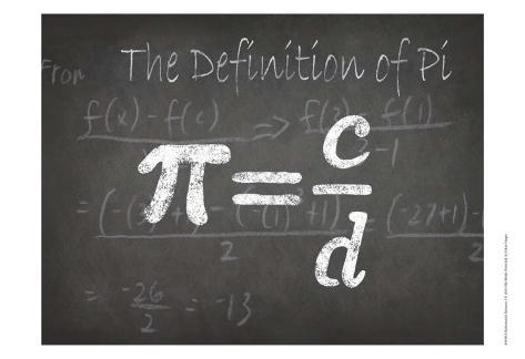 Mathematical Elements I Mounted Print