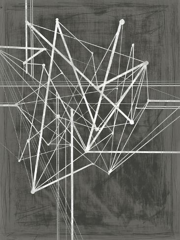 Vertices I Art Print