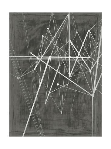 Vertices II Art Print