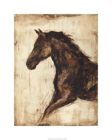 Weathered Equestrian I Limited Edition