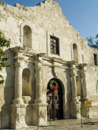 The Alamo, San Antonio, Texas, USA Photographic Print by ...