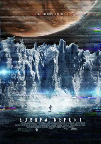 Europa Report Masterprint