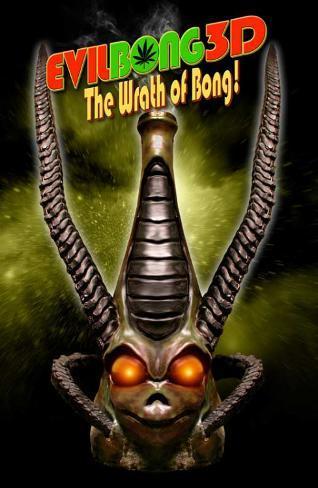 Evil Bong 3-D: The Wrath of Bong マスタープリント