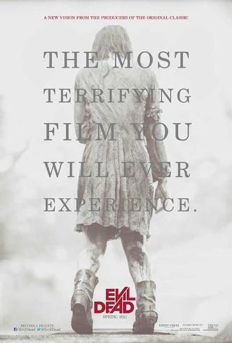 Evil Dead, 2013 Poster