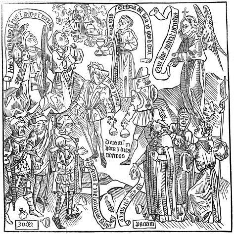 Exercitium Super Pater-Noster, 1844 Lámina giclée