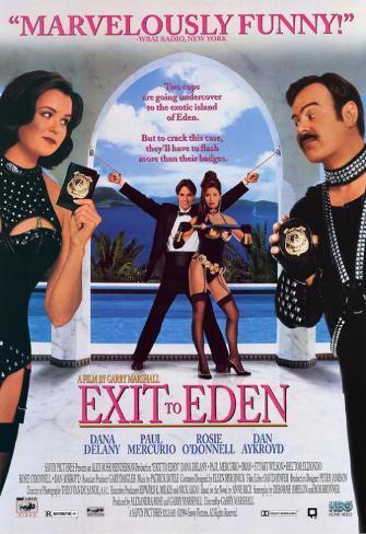 Exit to Eden Masterprint