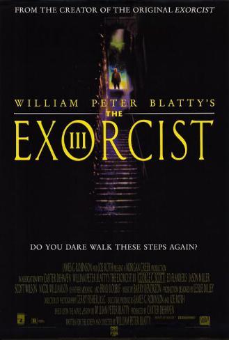 Exorcist 3: Legion Pôster