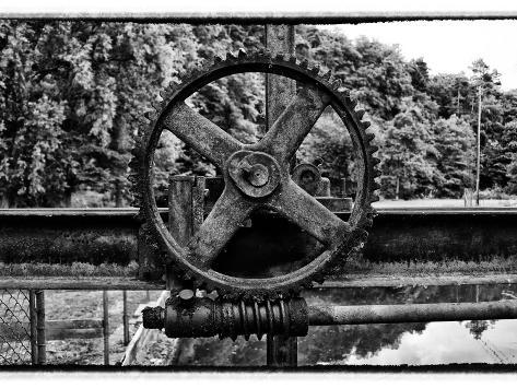 The Gear Photographic Print