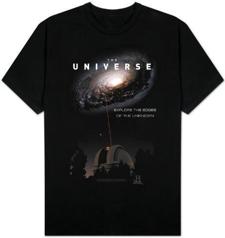 Explore the Edges T-Shirt