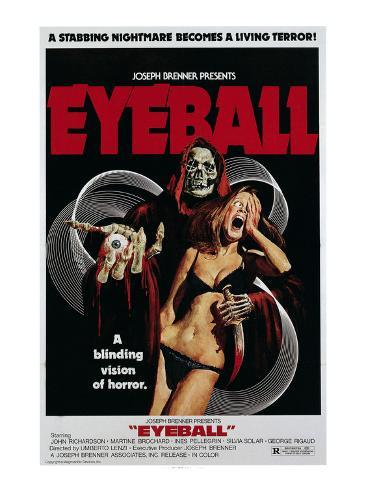 Eyeball, 1974 Photo