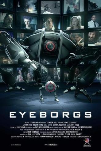 Eyeborgs Poster