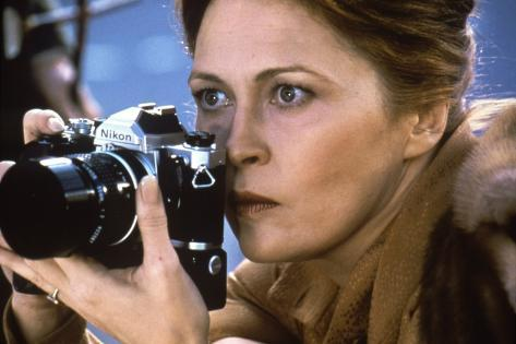 Eyes of Laura Mars 1978 Directed by Irvin Kershner Faye Dunaway Photo