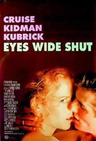 Eyes Wide Shut Original Poster