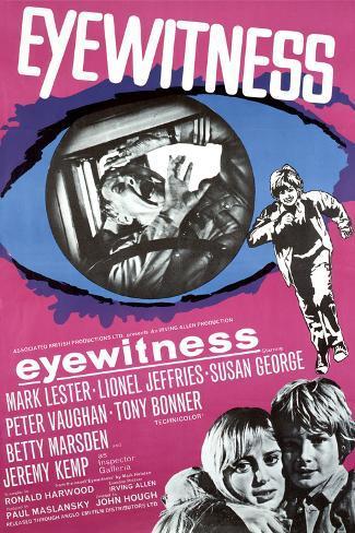 Eyewitness アートプリント