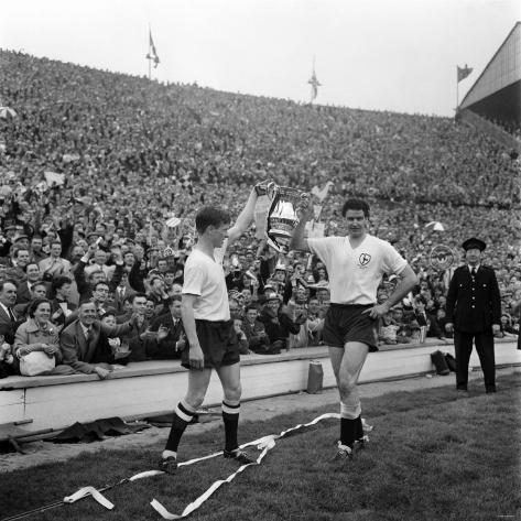 FA Cup Final at Wembley Stadium Photographic Print