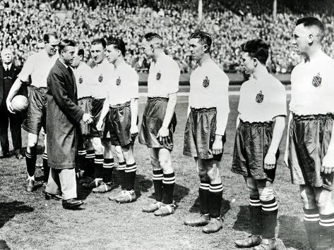 FA Cup Final Bolton vs. Portsmouth Jimmy Seddon Photographic Print