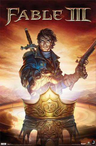 Fable 3 - Key Art Poster