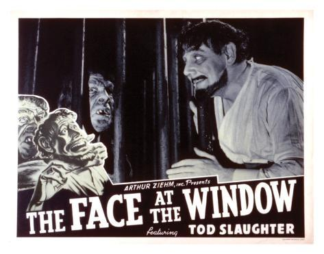 Face At The Window - 1939 Giclee Print