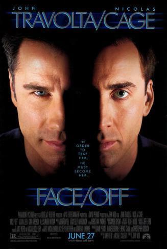 Face Off Impressão original