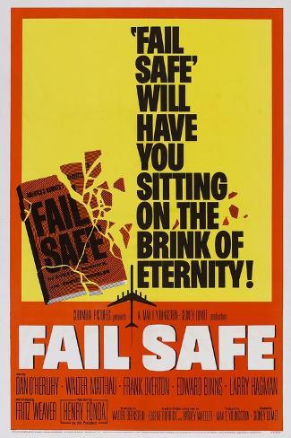 Fail-Safe Art Print