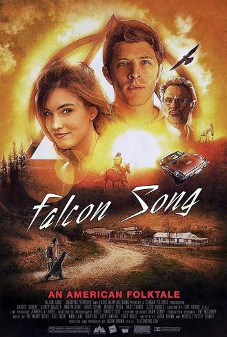 Falcon Song Masterprint