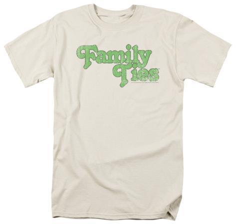 Family Ties - Family Ties Logo T-Shirt