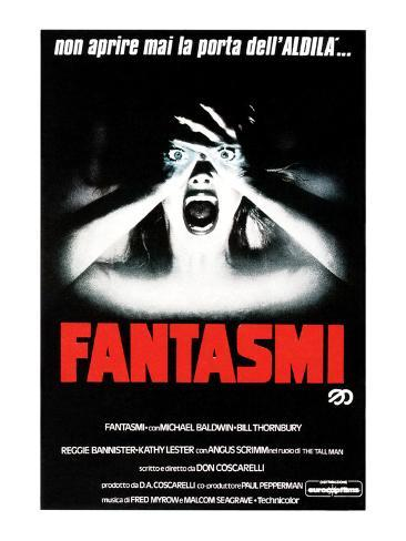 Fantasam, (aka Fantasmi), 1979 Photo