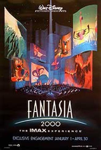 Fantasia Double-sided poster
