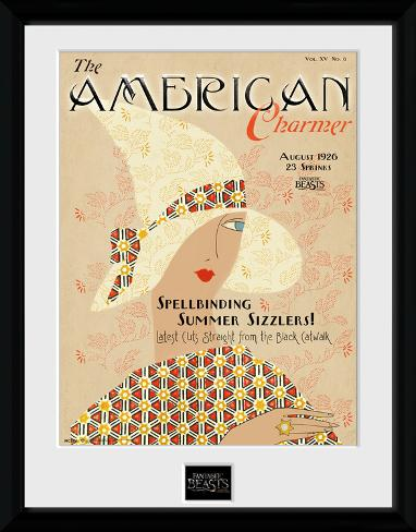 Fantastic Beasts - American Charmer Collector-print