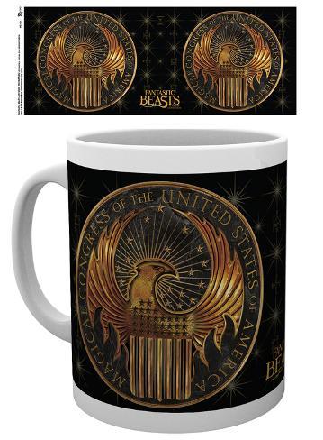 Fantastic Beasts - Macusa Mug Mug