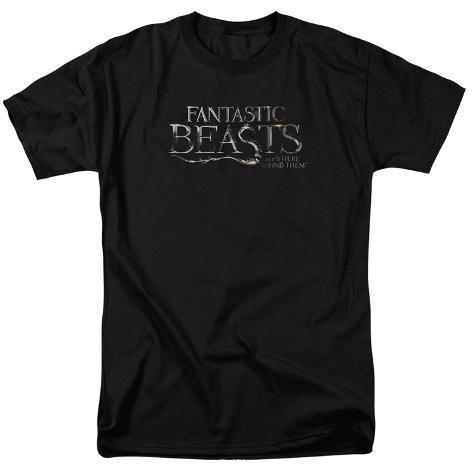 Fantastic Beasts- Movie Logo T-Shirt