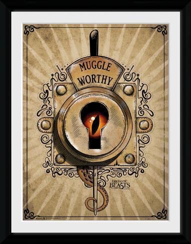 Fantastic Beasts - Muggle Worthy Collector Print