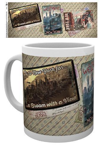 Fantastic Beasts - Postcards Mug Mug