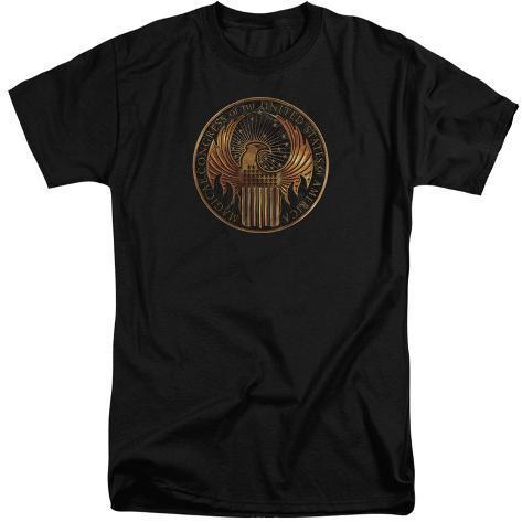Fantastic Beasts- U.S. Magical Congress Crest (Big & Tall) T-Shirt